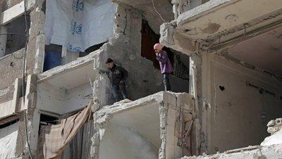 Лаврентьев рассказал о стабилизации ситуации в Восточной Гуте и Хомсе