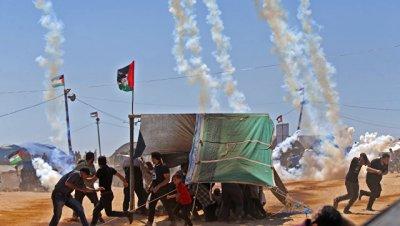 В Сирии осудили гибель палестинцев в столкновениях с израильской армией