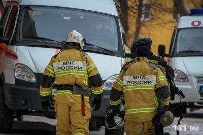 МЧС предупредило жителей Ростовской области о высокой пожароопасности