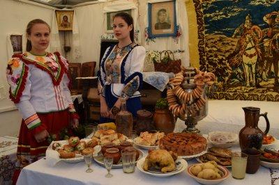 В хуторе Дядине состоялся XV  «Троицкие гуляния»