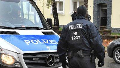 В Германии полиция застрелила пассажира поезда, ранившего двух человек