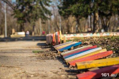 Подрядчиков для благоустройства парка Собино выберут в начале июня