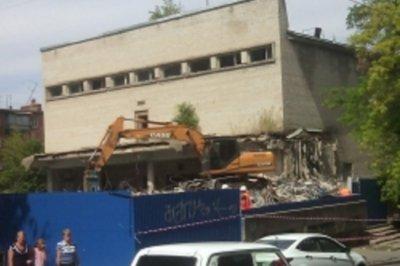 Кинотеатр «Юбилейный» будет достраивать депутат гордумы Ростова