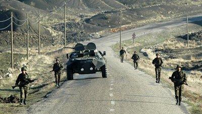 Турецкие военные продвинулись вглубь северного Ирака на 26 километров