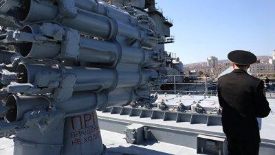 Западный военный округ получит четыре корабля с ракетами