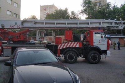 В ростовском доме замкнуло лифт: паникеры решили, что здание заминировали