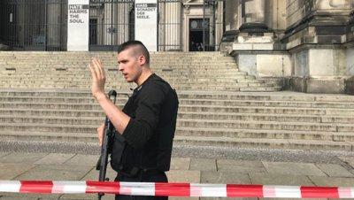 Полиция назвала причину стрельбы в Берлинском кафедральном соборе