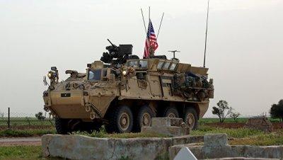 Коалиция США приступила ко второй фазе операции в Сирии
