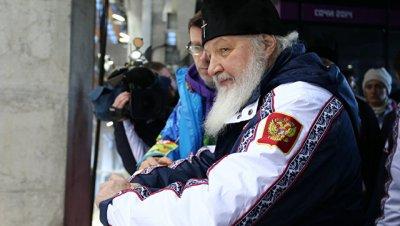 Патриарх перед ЧМ по футболу призвал спортсменов к
