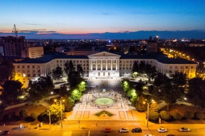 ДГТУ улучшил позиции в двух национальных рейтингах университетов