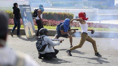 В Никарагуа число погибших в ходе акций протеста достигло 135