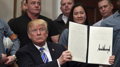 Канада, Евросоюз, Япония и Мексика готовят ответ на пошлины США