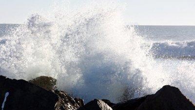 В Тихом океане ураган