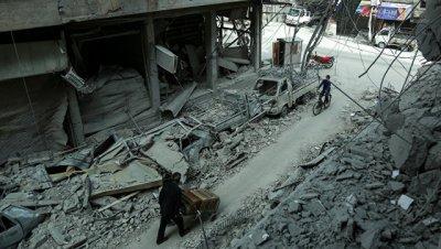 Около 340 сирийцев вернулись в Восточную Гуту и провинцию Хомс за сутки