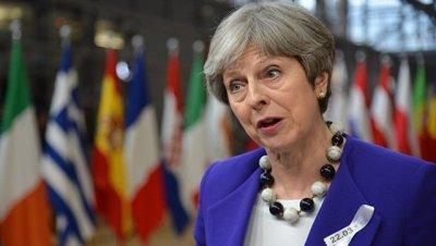 Мэй намерена обсудить ужесточение антироссийских санкций на саммите ЕС