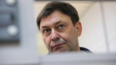 Москалькова посетит Вышинского в украинском СИЗО в начале следующей недели