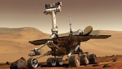 НАСА надеется, что марсоход Opportunity возобновит контакт с Землей