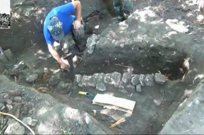 Под Ростовом нашли древний склеп, в котором похоронен подросток из богатой семьи