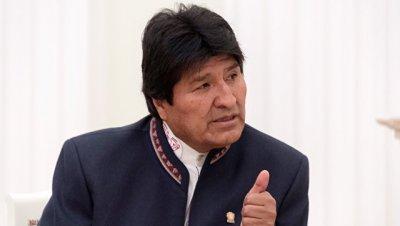 Президент Боливии поддержал присутствие России в Латинской Америке
