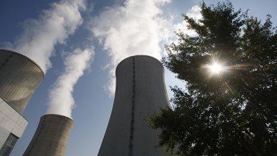 В Бельгии зафиксировали инцидент с отключением пожарных насосов на АЭС