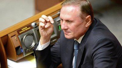 Суд на Украине продлил арест экс-главы фракции Партии регионов