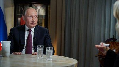 Собчак рассказала, что часть интервью Путина не вошла в