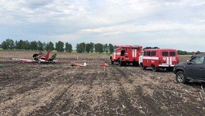 СК возбудил дело из-за крушения самолета Як-52 на Алтае?