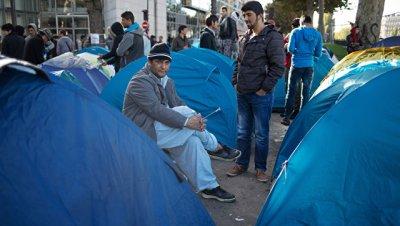 Германия и Франция намерены бороться со вторичной миграцией в Евросоюзе