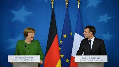 Германия и Франция выступили за создание группы по вопросам развития ЕС