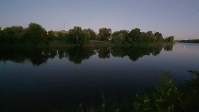 В районе Черной балки в реке Северский Донец обнаружен труп утонувшего мужчины