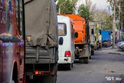Перехватывающую парковку предлагают сделать в 30 км от Ростова