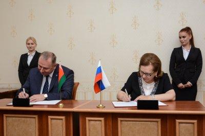 Официально: Минск и Ростов стали городами-побратимами