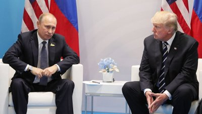 СМИ рассказали, почему на Западе боятся встречи Трампа с Путиным