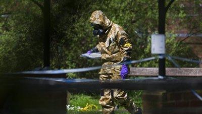 Британские СМИ узнали о двух подозреваемых в деле о покушении на Скрипалей