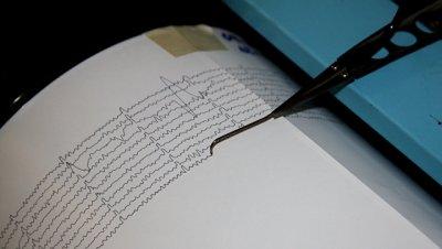 В акватории Южно-Китайского моря произошло землетрясение магнитудой 5,3
