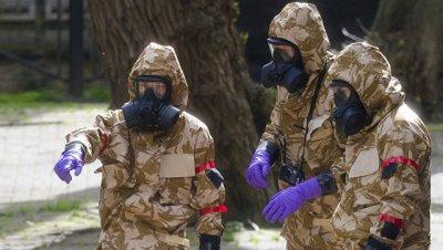 Британский премьер следит за ситуацией вокруг ЧП в Эймсбери