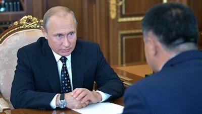 Путин оценил развитие Приморского края