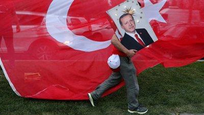 В Турции объявили окончательные итоги президентских выборов
