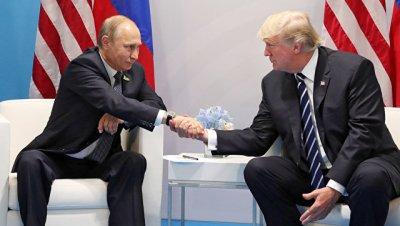 Путин встретится один на один с Трампом 16 июля в Хельсинки