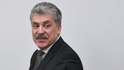 Грудинин пригласил Путина на столетие Совхоза имени Ленина