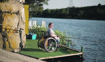 В Белой Калитве прошли открытые соревнования среди людей с инвалидностью
