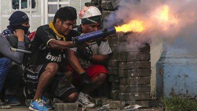 В Никарагуа в протестах убили еще 14 человек