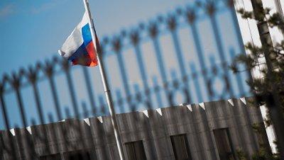 Посольство в США призвало Вашингтон прекратить притеснять российские СМИ