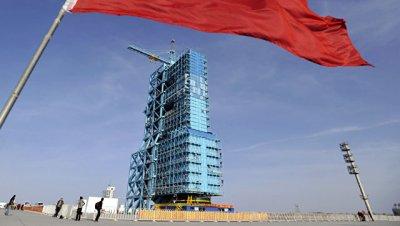 Китай вывел на орбиту два пакистанских спутника