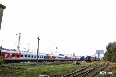 В Ростовской области загорелся вагон поезда до Адлера