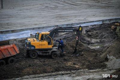 В Ростове построят новый плавательный бассейн