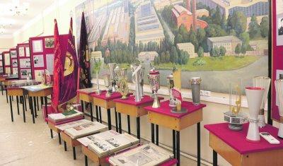 В Белой Калитве прошла выставка посвящённая истории Белокалитвинского металлургического завода