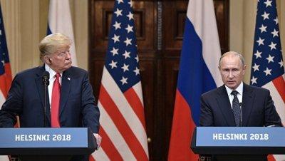 Politico раскрыла содержание документа?, переданного Путиным Трампу