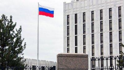 Посольство России назвало новые санкции США