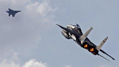 ВВС Израиля атаковали почти полторы сотни объектов боевиков в секторе Газа
